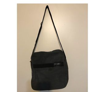 Guess Bags - Guess gray and black work/travel/school bag
